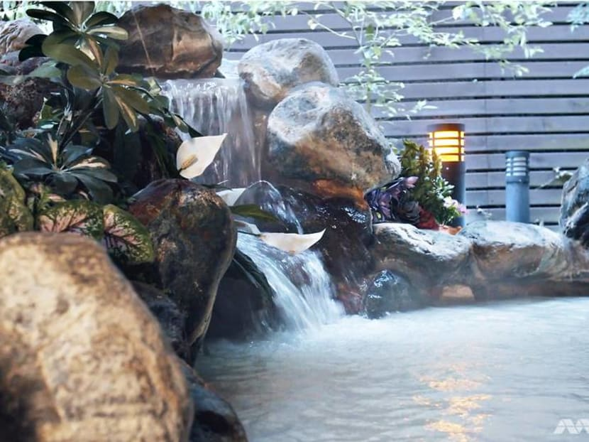 In the mountains of northern Taiwan, a Nordic-inspired hot spring sanctuary