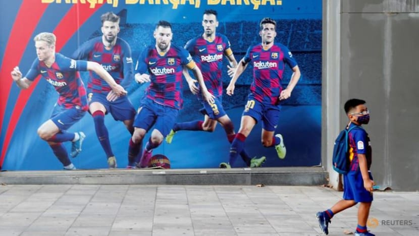 Football: Barcelona take leap into the unknown after summer of change
