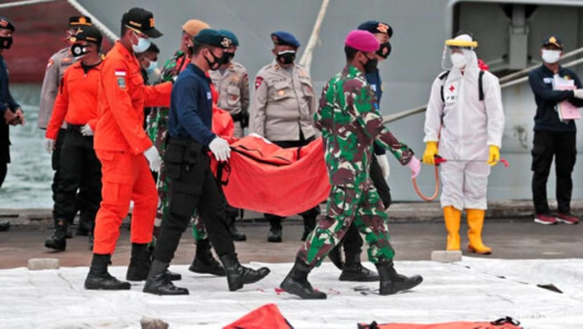 One of two 'black boxes' for Sriwijaya Air jet recovered, military chief confident second will be found soon