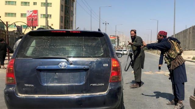联合国:阿富汗塔利班违反承诺 未维护人权