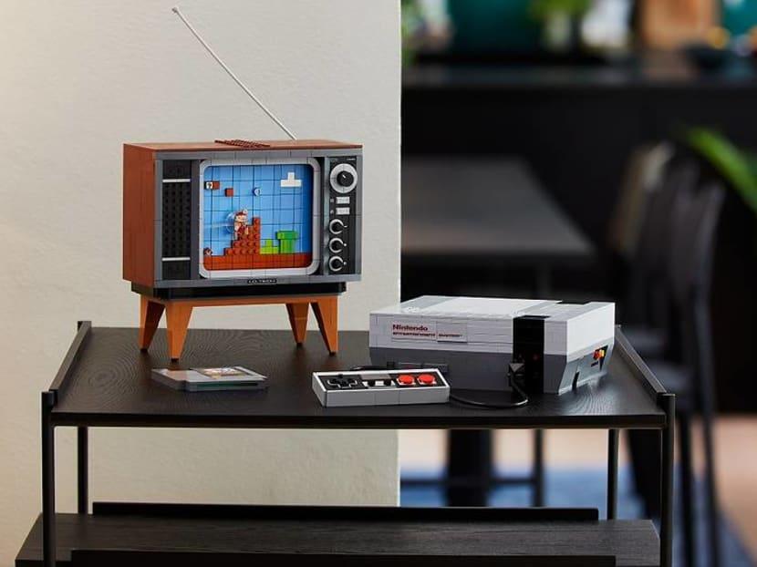 Nostalgia alert: Build your own Nintendo Entertainment System with Lego bricks