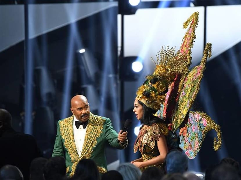 Miss Universe 2019 is from South Africa, Malaysia and Philippines in best costume mix-up