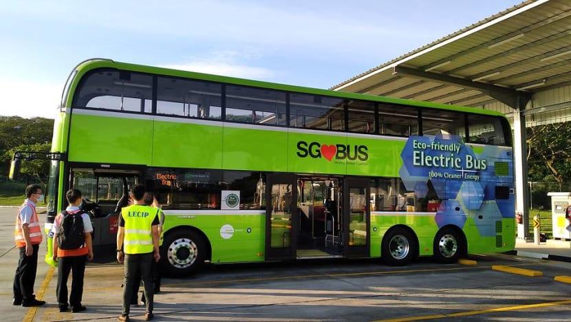 10 electric double-decker buses join public bus fleet
