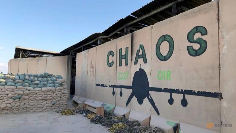 Rocket falls near Iraqi base housing US troops, no one hurt