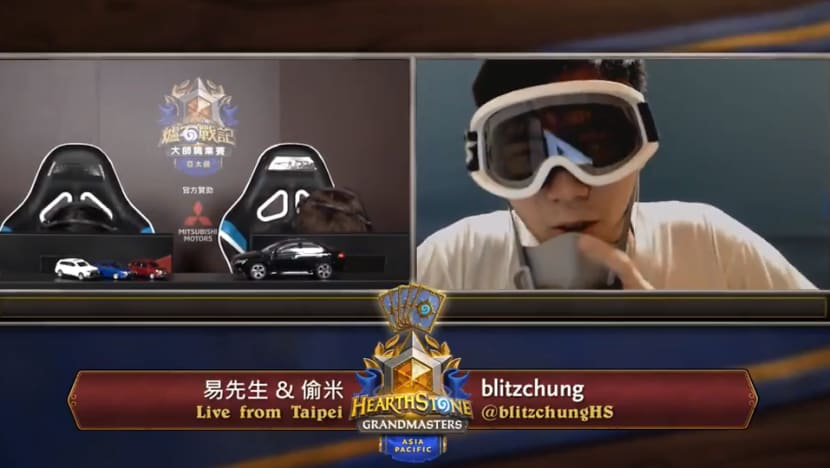 'No regrets' for Hong Kong gamer kicked out of e-sports tournament