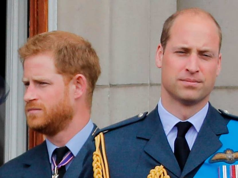 Talks between UK's Prince Harry and brother William 'not productive', says friend