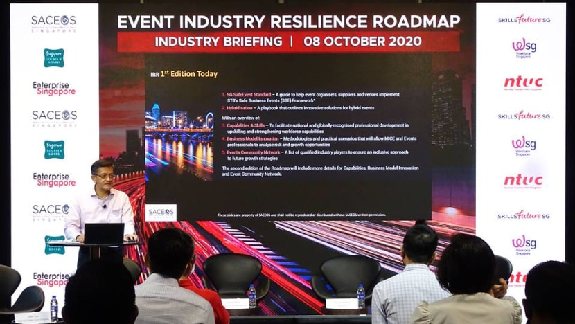 Safety guidelines, tips on hybrid model part of new resilience roadmap for MICE and events sector