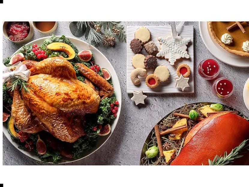 From turkey masak merah to Isaan-style beef: The best Christmas buffets