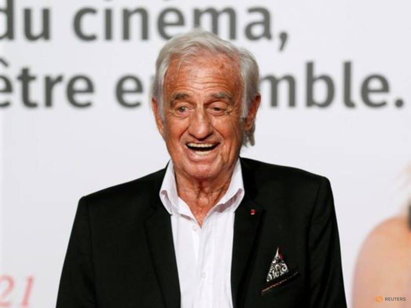 France mourns 'national treasure' Belmondo, New Wave cinema star