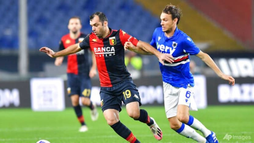 Football: Serie A clubs to reportedly vote on media unit stake sale on Nov 19