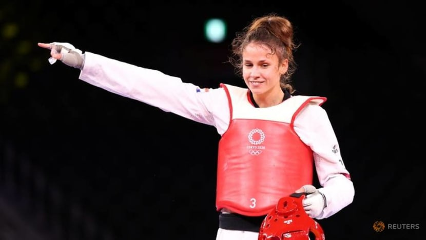 Olympics-Taekwondo-Britain's Williams to fight Croatia's Jelic in final