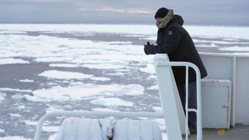 Commentary: Feedback loops lead to warmer Arctic temperatures arriving earlier than predicted