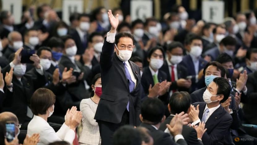Fumio Kishida set to become Japan's next prime minister after winning party vote