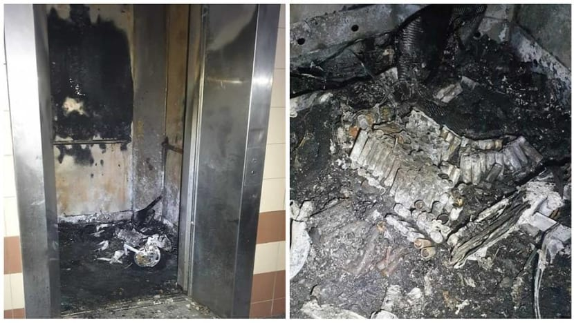 20-year-old man dies after PMD catches fire in lift at Woodlands housing block