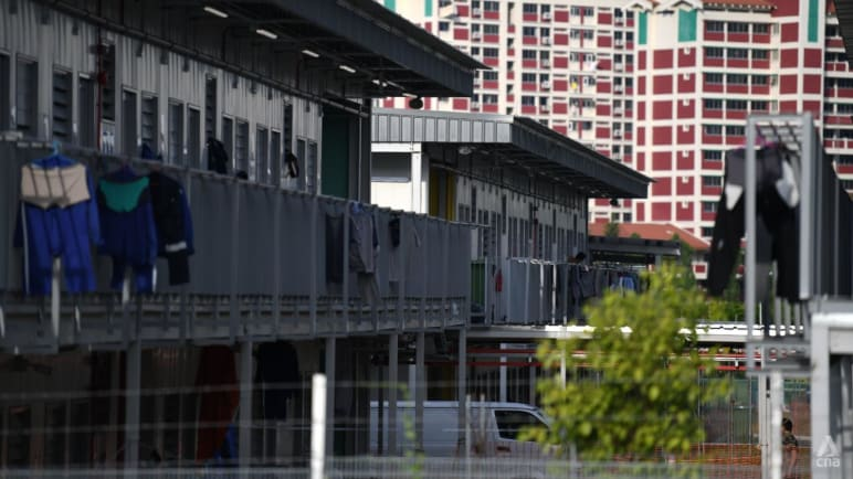 Sembcorp Marine apologises to workers at Jalan Tukang dormitory over food complaints