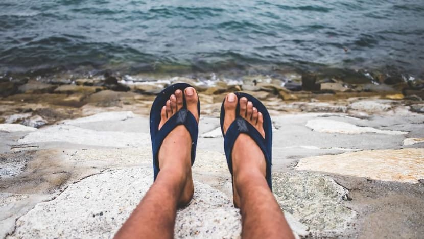 Slippers and rubber clogs may feel comfy but they can be really bad for your feet