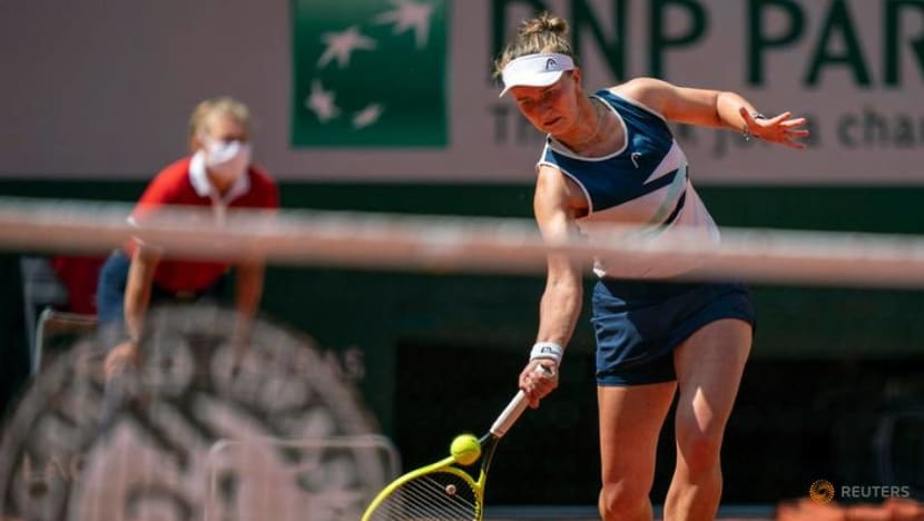 Tennis: 'What would Jana say?' - Krejcikova left with question in Paris
