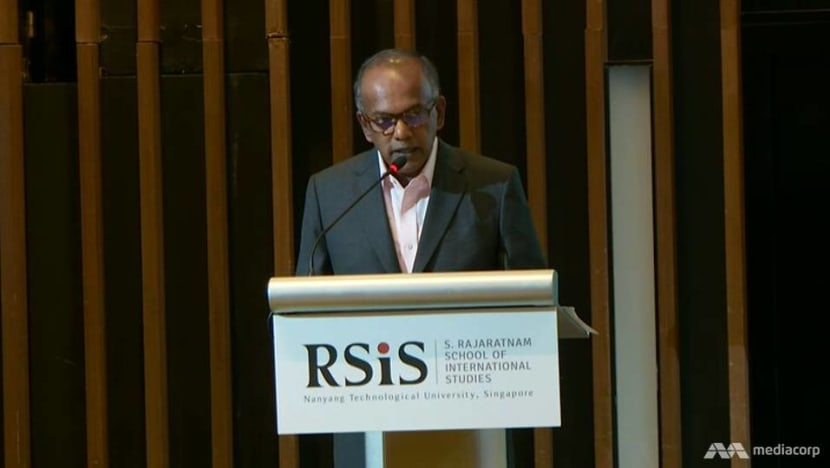 Shanmugam warns of foreign interference in Singapore; questions agenda, funding of The Online Citizen