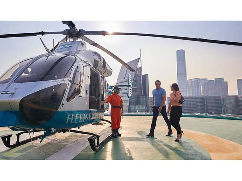 How Hong Kongers are taking to the skies with aviation-themed staycations