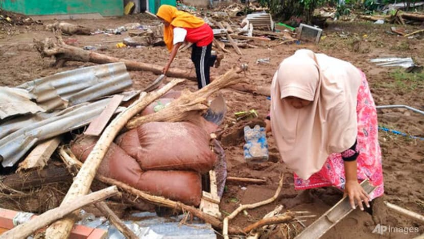 'No warnings': Powerful cyclone exposes Indonesia's lack of preparedness