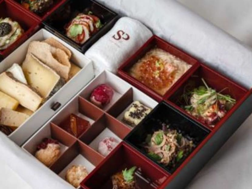 Have a Michelin-starred meal delivered to your home – for a good cause
