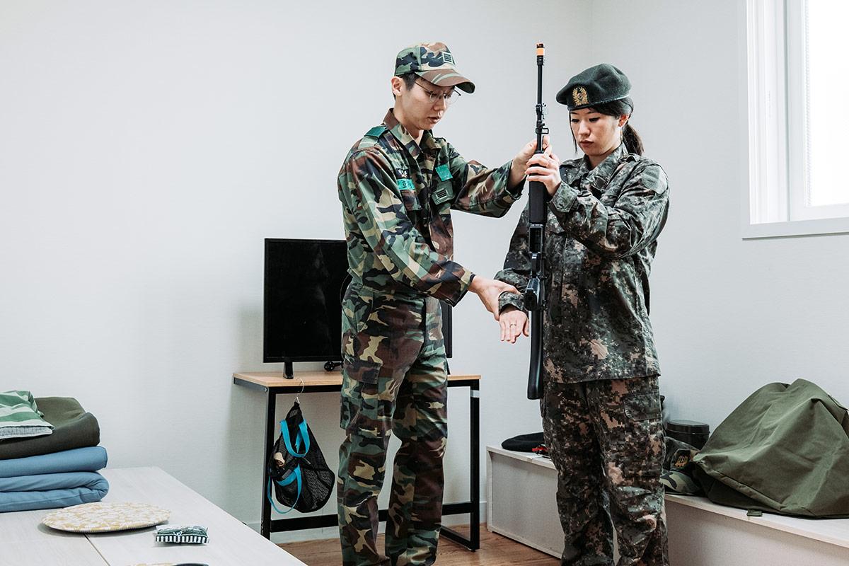 Changing Korean Man