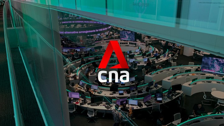 Our Logo - Channel NewsAsia